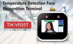 TimeWatch TW-VF05T Temperature Detection Face Recognition Terminal