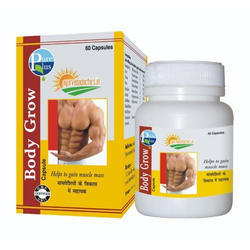 Body Grow Capsules Franchise