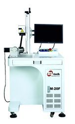 MT-20F Optical Fiber Metal Marking Machine
