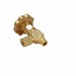 Brass Gas Valve