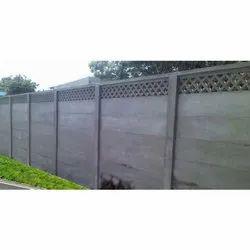 RCC Readymade Precast Wall