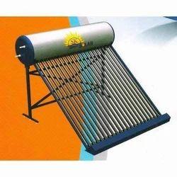 Galvanize Solar Water Heater