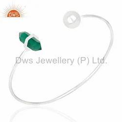 925 Sterling Silver Cuff Bracelets