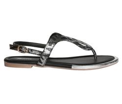 e1a0b8b3e Synthetic Bata Flat Sandals For Women F561605900