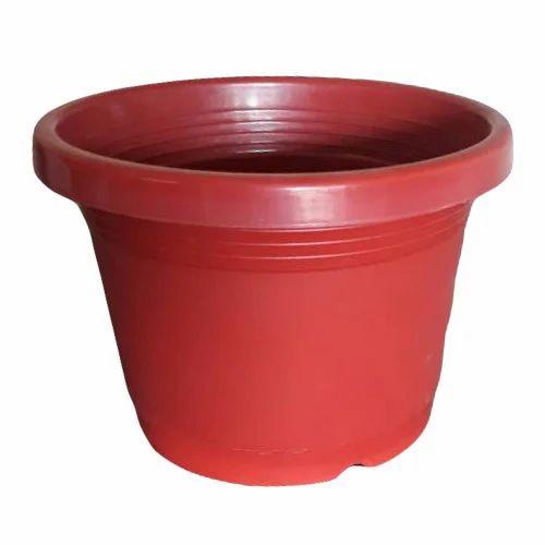 Plastic Garden Pot Garden plastic pot at rs 40 piece plastic flowerpot plastic ka garden plastic pot workwithnaturefo