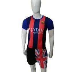 Striped Sports Jersey