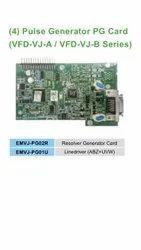 EMVJ-PG01U Encoder Feed Back PG Card for Delta VFD-VJ