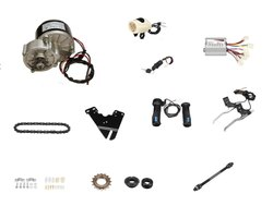 Combo Kit - MY1016Z2 250W Motor DIY E Bike, Electric Bicycle