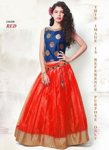 Kids Lehenga Choli For 6 To 12 Year Old At Rs 299 Piece Kids