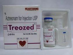 Aztreonam Dry Injections