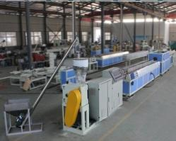 PE/PP/PVC Wood Plastic/WPC Floor Board Extrusion