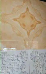 Sreema Ergonomics Porcelain Digital Print Vitrified Floor Tile, Usage Area: Living Room, Thickness: 12mm