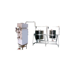 Two Vessel Steam Cooking System