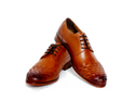Mesh Original Leather Shoe