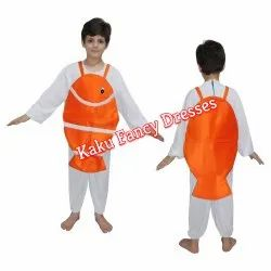 Nemo Fish Kids Costume