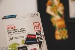 Sandisk Mobile Card 128 GB ULTRA 100MBPS