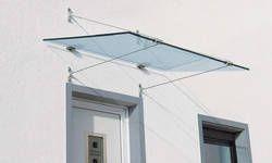 Steel Glass Canopy
