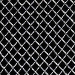 Hexagonal Mild Steel Net, Thickness: 0.26 Mm, for Fencing