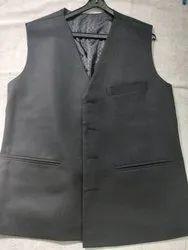 Black Classic Waist Coat
