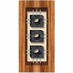 Lamination Wooden Door