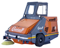 Plant Road Sweeper