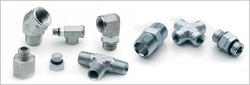 Duplex And Super Duplex Instrumentation Tube Fittings, Chemical Fertilizer Pipe And Pneumatic Connections