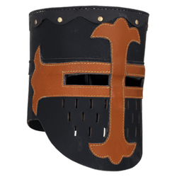 Medieval Leather Crusader
