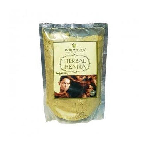acc181790 Herbal Henna, Pack Size: 1 Kg, Rs 650 /pack, Balu Herbals Private ...