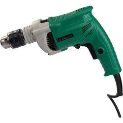 Hitachi DV13VSS 13 mm Impact Drill Machine, Power Consumption: 550 Watt