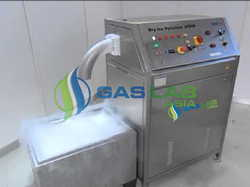 GASLAB Automatic Dry Ice Making Machines