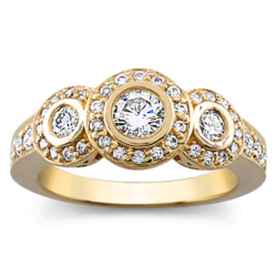 Gold Diamond Jewelry