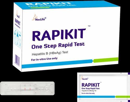 Nechapagen - B / Hepatitis - B / Hbsag