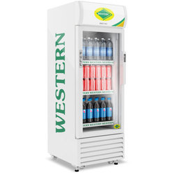 SRC220 Single Door Visi Cooler