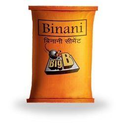 BINANI Cement, Packing Size: 50 Kg, Packaging Type: Bag