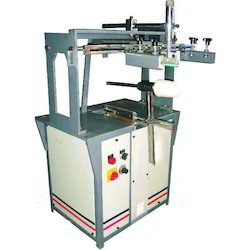 Filter Round Screen Printing Machine