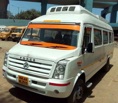 26 Seater Tempo Traveler On Rent Luxury Vehicle In Mumbai In