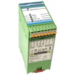 MBus to RS 485 Modbus Gateway