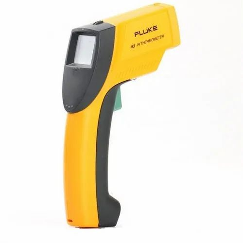 Fluke 63 Mini Infrared Thermometer, -32°C to 535°C