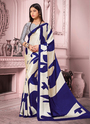 Casual Wear Silk Saree