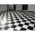 Checkerboard Floor Tile