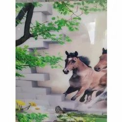 Ceramic Picture Wall Tiles, Thickness: 10 Mm, Size: 2 X 2 Feet