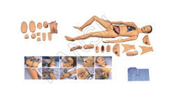 Advanced Nursing & Wound Care Manikin (Male)