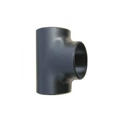 Mild Steel Tee for Structure Pipe, Size: 1-3 inch