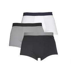 Men White, Grey, Black Underwear