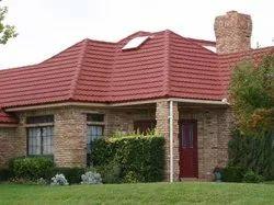 Stone Coated Metal Roof Shingles