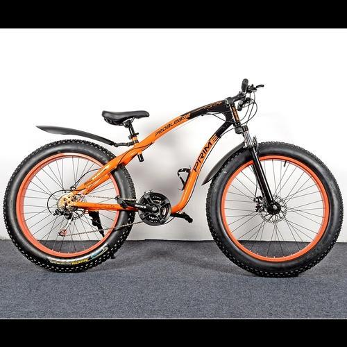 Prime Orange Orange Fat Tyre Cycle Freedom Rs 16800 Piece Id
