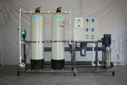 Automatic Industrial Packaged Drinking Water Plant