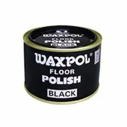 Black Floor Polish