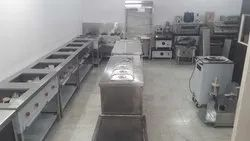 Hotel Kitchen Equipment Installation Services
