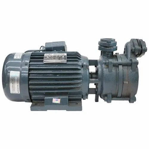 Single Phase Electric Lubi Water Pump, for Agriculture, 2 - 5 HP